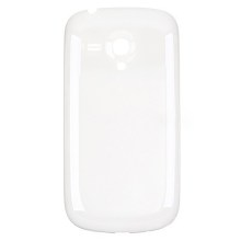 White For Samsung i8190 Galaxy S3 Mini Battery Door Back Housing OEM