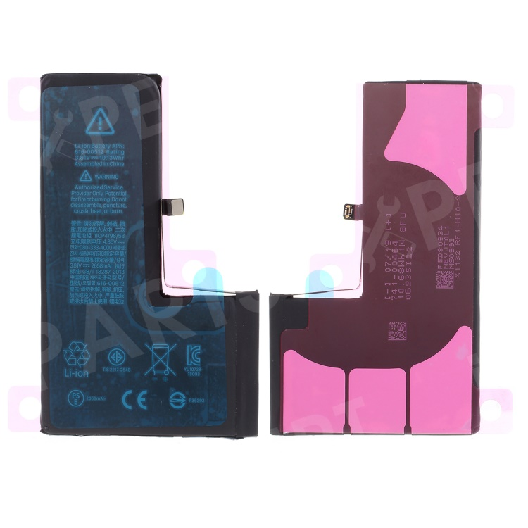 For Apple iPhone XS 5.8 inch 2658mAh 3.82V Li-ion Battery and Assembly Flex Cable, iPhone XS 5.8 inch
