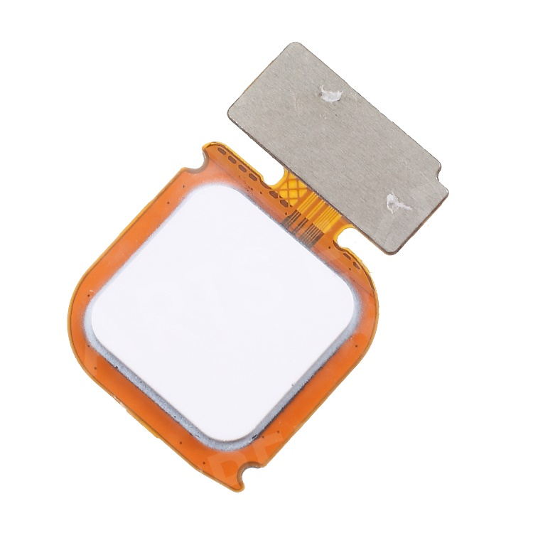 OEM Fingerprint Home Button Flex Cable Replace Part for Huawei P10 Lite/P8  Lite (2017)/Honor 8 Lite - White