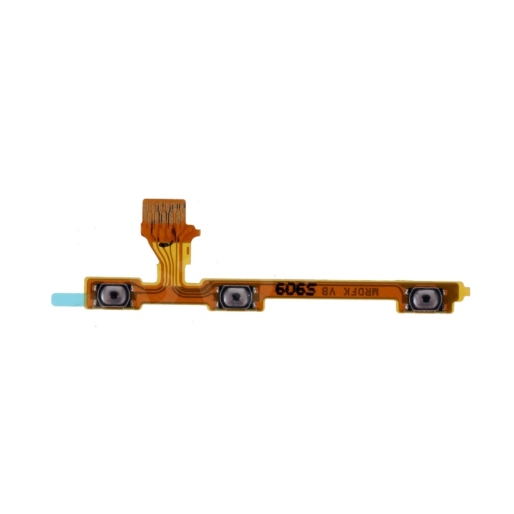 OEM Power ON/OFF & Volume Buttons Flex Cable Part for Huawei Enjoy 9e MRD-AL00 MRD-TL00 / Y6 (2019), Other Huawei Models