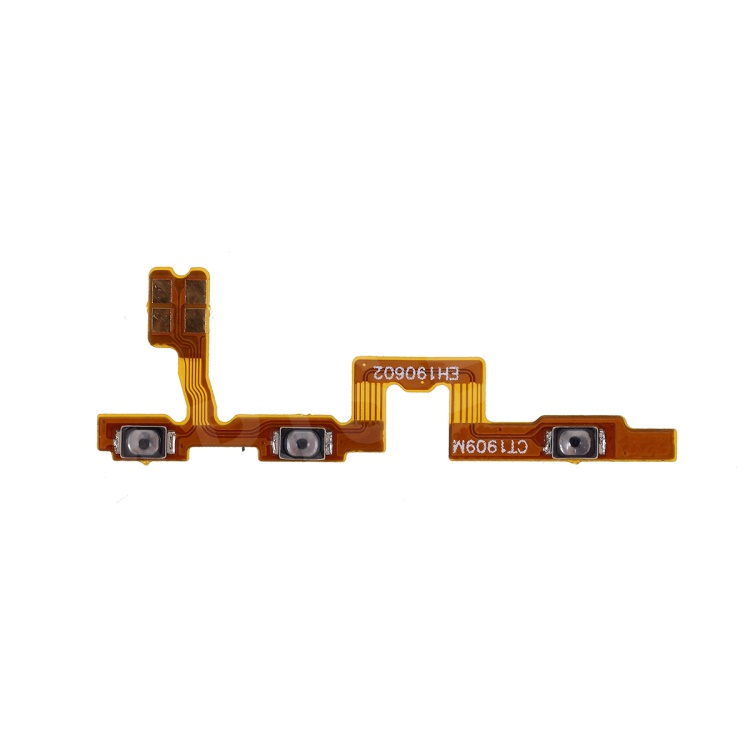 OEM Power On/Off and Volume Buttons Flex Cable for Huawei Honor 20 / Honor 20 Pro / Nova 5T, Huawei Honor 20