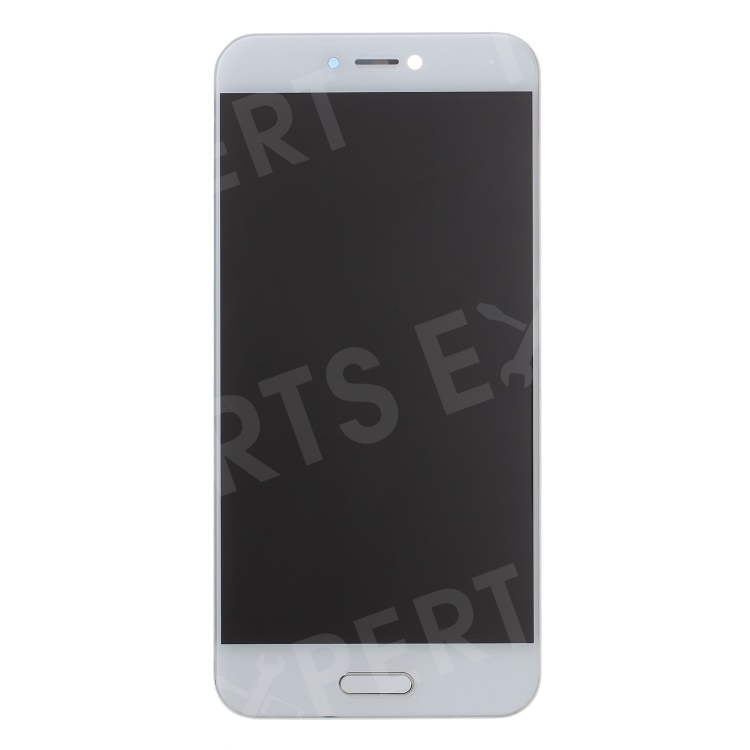 OEM Screen and Digitizer Assembly + Frame Replacement Part for Xiaomi Mi 5c - White, Xiaomi Mi 5c