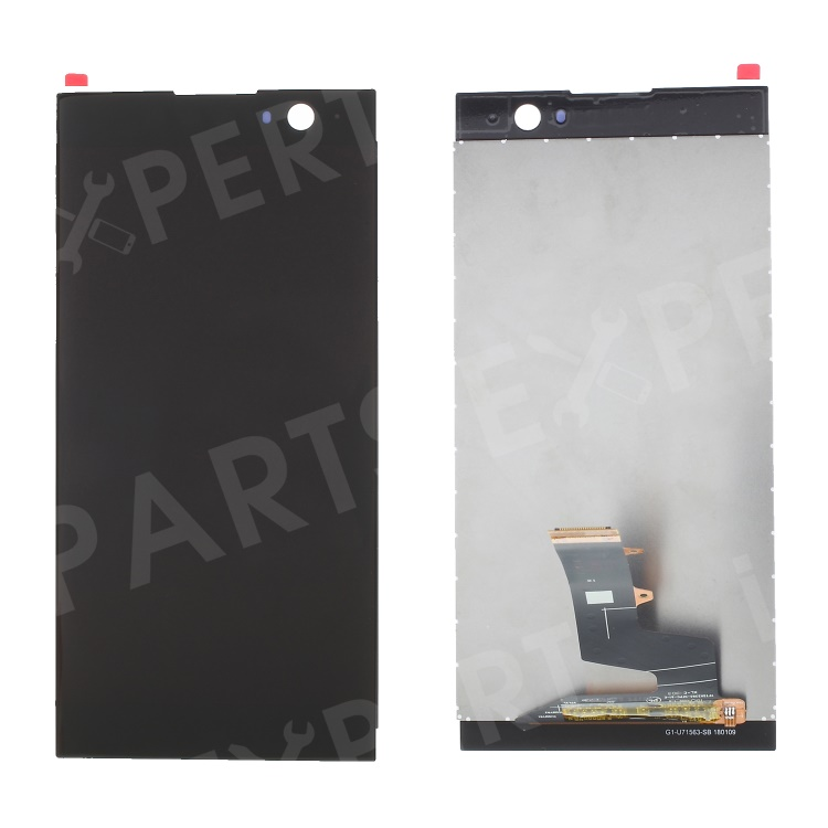Купить со скидкой LCD Screen and Digitizer Assembly Part for Sony Xperia XA2 (Non-OEM Screen Glass Lens, OEM Other Par