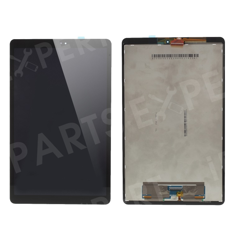 OEM LCD Screen and Digitizer Assembly for Samsung Galaxy Tab A 10.5 (2018) T590 T595 - Black, Galaxy Tab A 10.5 (2018) T590 T595
