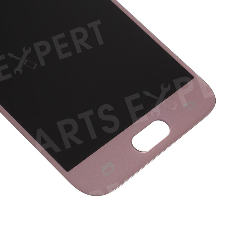 LCD Screen and Digitizer Assembly with Screen Brightness IC for Samsung  Galaxy J3 (2017) J330 - Pink