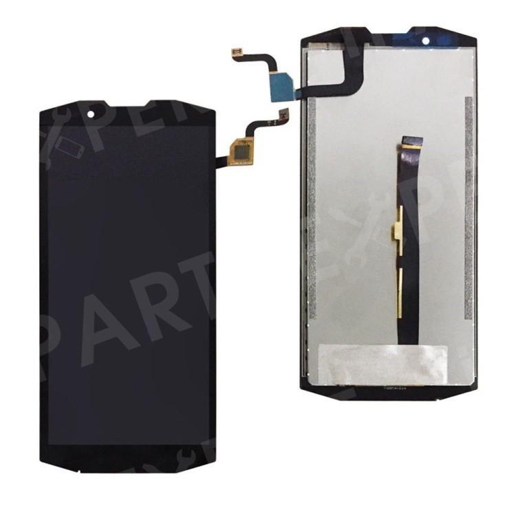 OEM LCD Screen and Digitizer Assembly Part for BlackView BV9000 Pro - Black, Other Phone Models