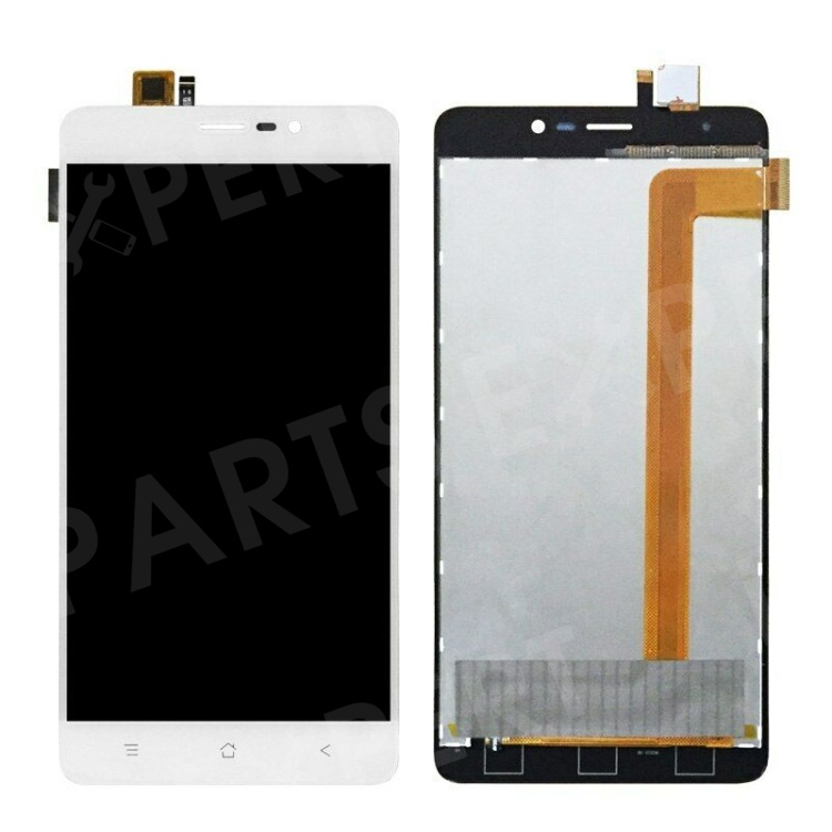 OEM LCD Screen and Digitizer Assembly Repair Part for BlackView A8 Max - White, Other Phone Models