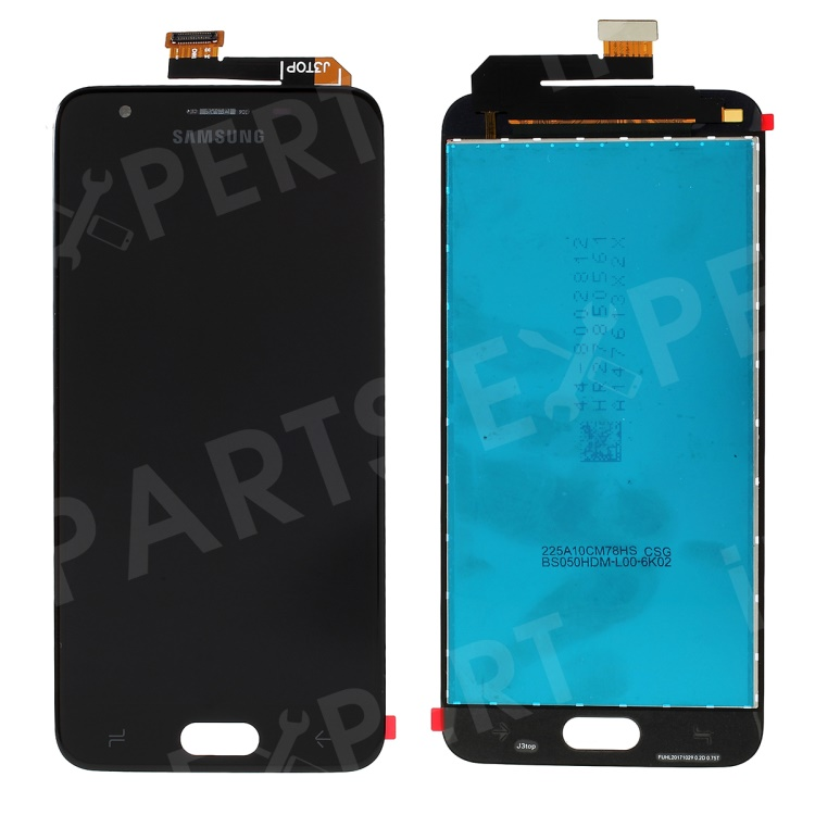 OEM LCD Screen and Digitizer Assembly Repair Part for Samsung Galaxy J3 (2018) J337 - Black, Galaxy J3 (2018)