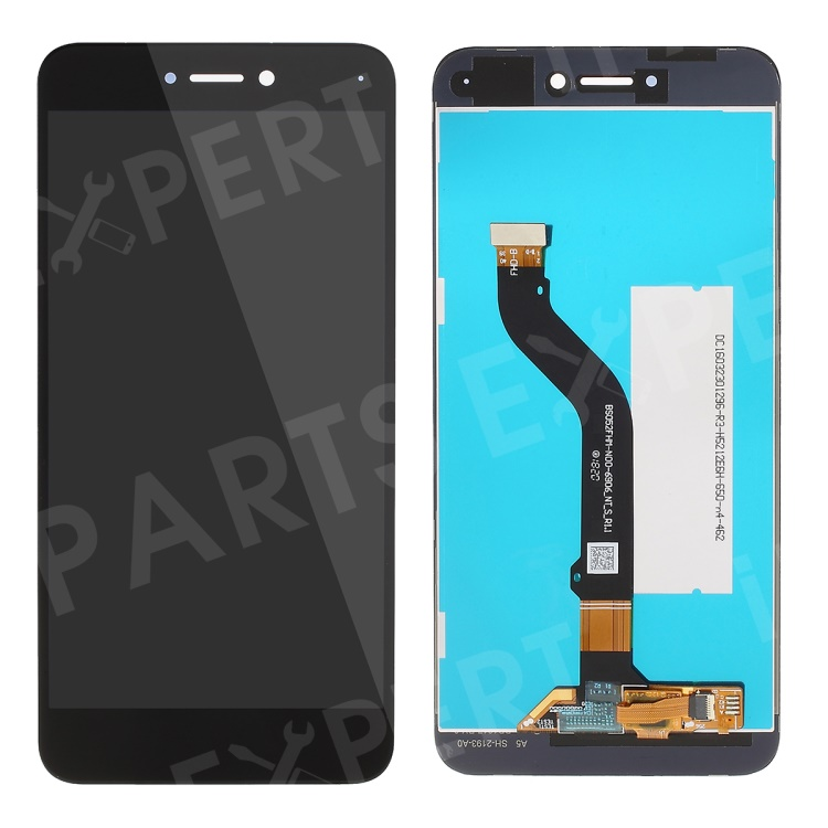 Smartillumi for Spare Part LCD Screen and Digitizer Full Assembly for Huawei Honor Play Color : Black Black