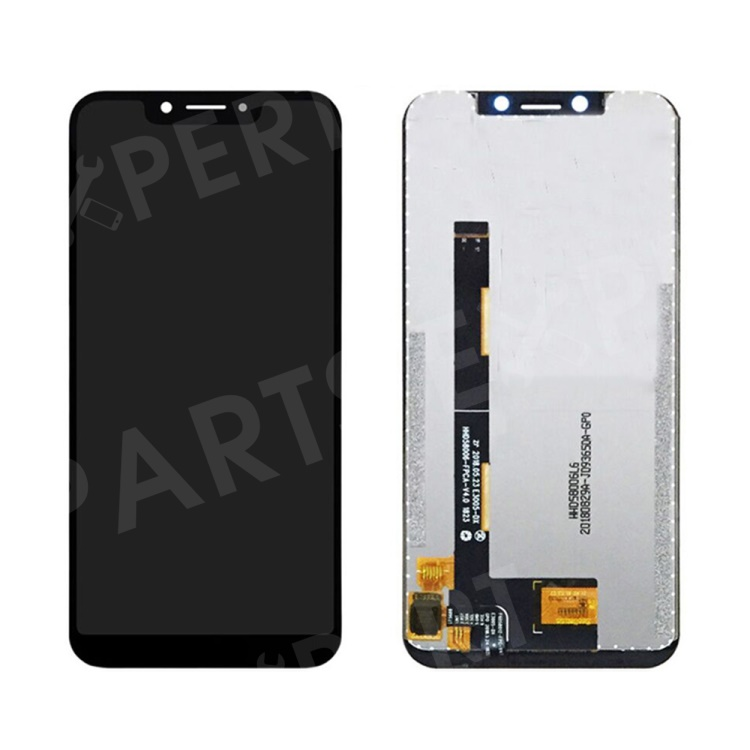 LCD Screen and Digitizer Assembly Repair Part for Elephone A4 - Black, Other Phone Models
