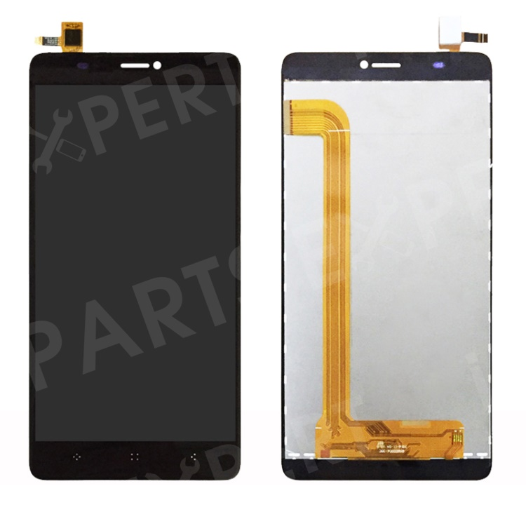 OEM LCD Screen and Digitizer Assembly Part for Elephone C1 Max - Black, Other Phone Models