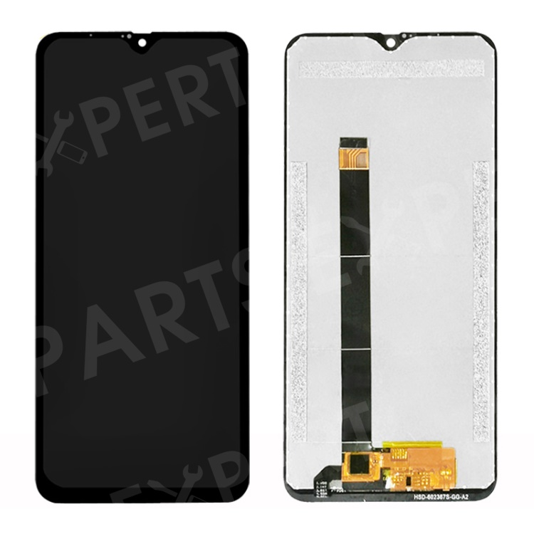 OEM LCD Screen and Digitizer Assembly Replace Part for Blackview A60/A60 Pro - Black, Other Phone Models