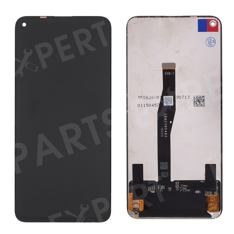 OEM LCD Screen and Digitizer Assembly Replace Part for Huawei Honor 20 YAL-L21 - Black, Huawei Honor 20