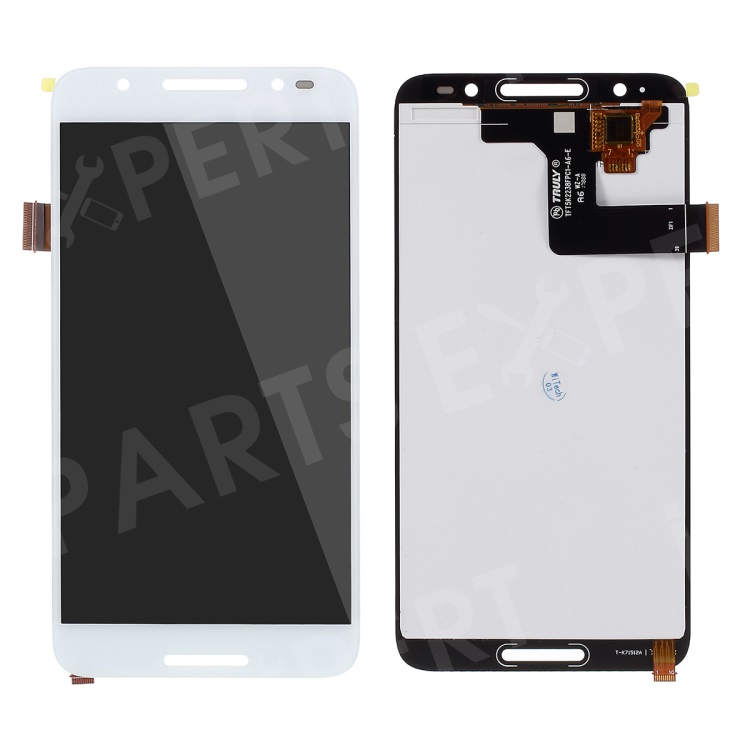 OEM LCD Screen and Digitizer Repair Part for Alcatel A3 Plus 5011 - White, Other Alcatel Models
