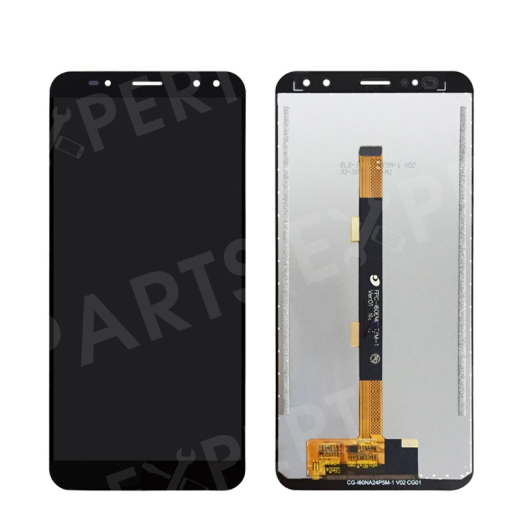 OEM LCD Screen and Digitizer Assembly Replace Part for Ulefone Power 3/3S - Black, Other Phone Models