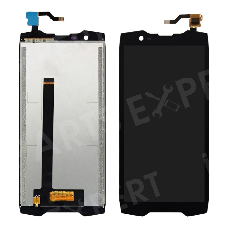 LCD Screen and Digitizer Assembly Repair Part for Blackview BV6800/BV6800 Pro - Black, Other Phone Models