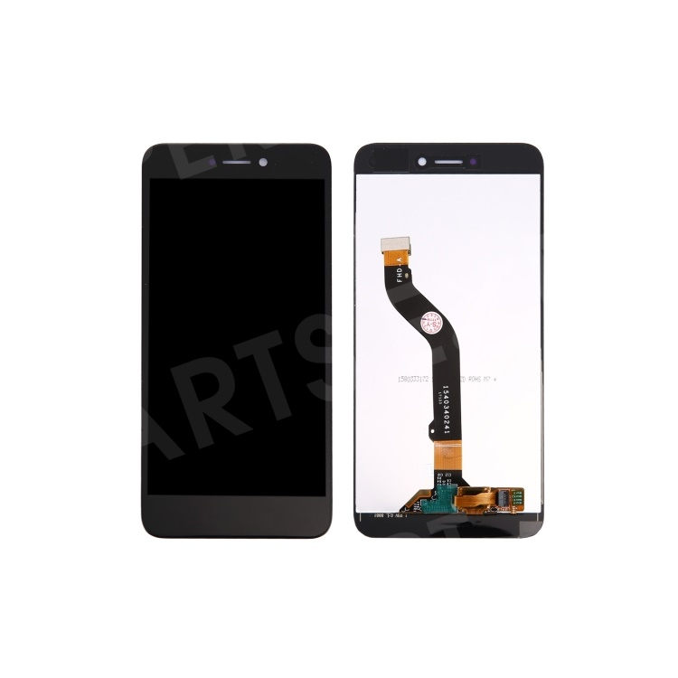 Купить со скидкой LCD Screen and Digitizer Assembly Part for Huawei P8 Lite (2017) - Black