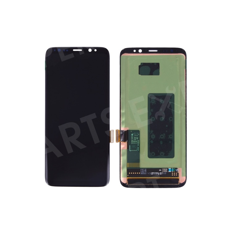 Купить со скидкой OEM LCD Screen and Digitizer Assembly Replacement Part for Samsung Galaxy S8 G950 - Black