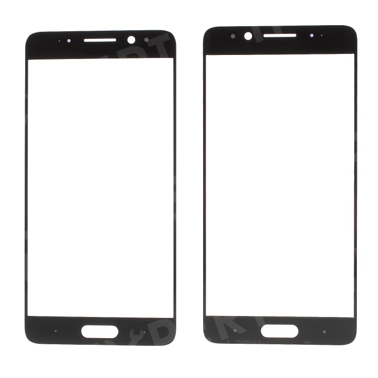 Black - OEM Outer Front Screen Glass Lens Spare Part for Huawei Mate 9 Pro