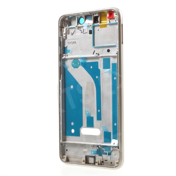 Black 2017 Color : White LCD Screen Replacement Spare Part LCD Screen and Digitizer Full Assembly with Frame for Huawei P8 Lite