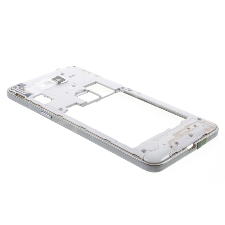 Samsung Galaxy J2 Prime SM-G532 (with Duos Letters). Package included: 1 x OEM Middle Plate Frame Part