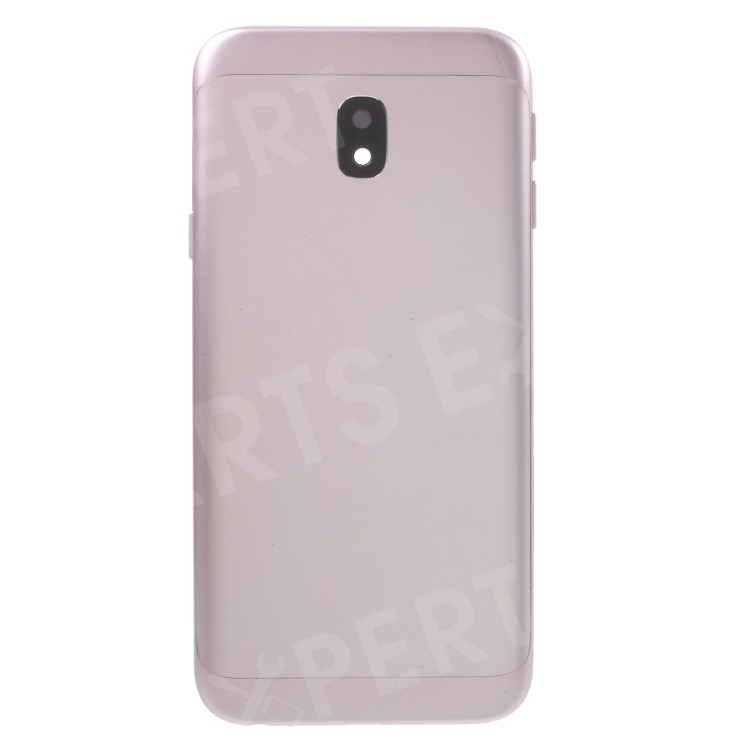 info for 359db 864b3 OEM Rear Battery Housing Cover Repair Part for Samsung Galaxy J3 Pro (2017)  / J3 (2017) EU Version - Rose Gold Color