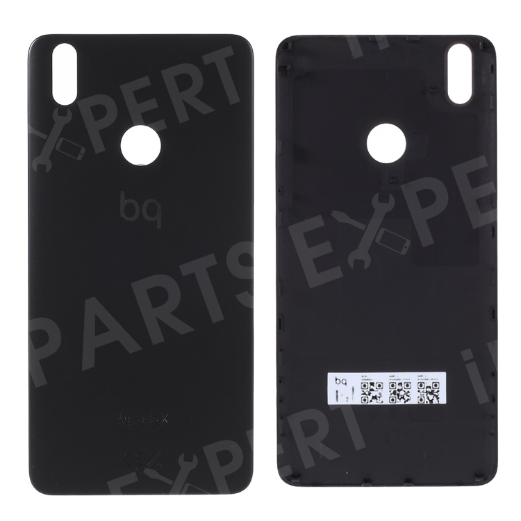 OEM for BQ Aquaris X / X Pro Battery Housing Back Cover Replacement - Black, Other BQ Models