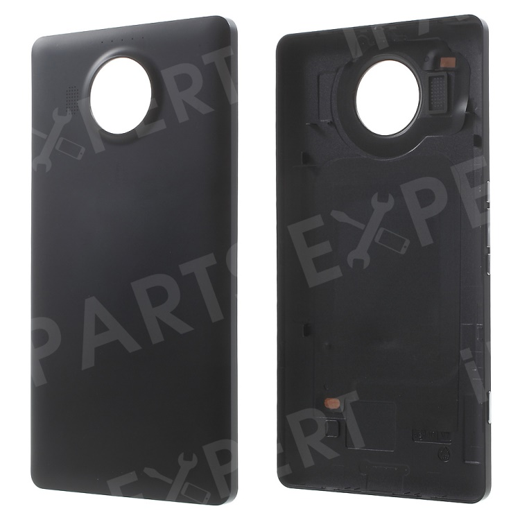 Battery Door Cover for Microsoft Lumia 950 XL (without NFC Antenna) - Black, Microsoft Lumia 950 XL