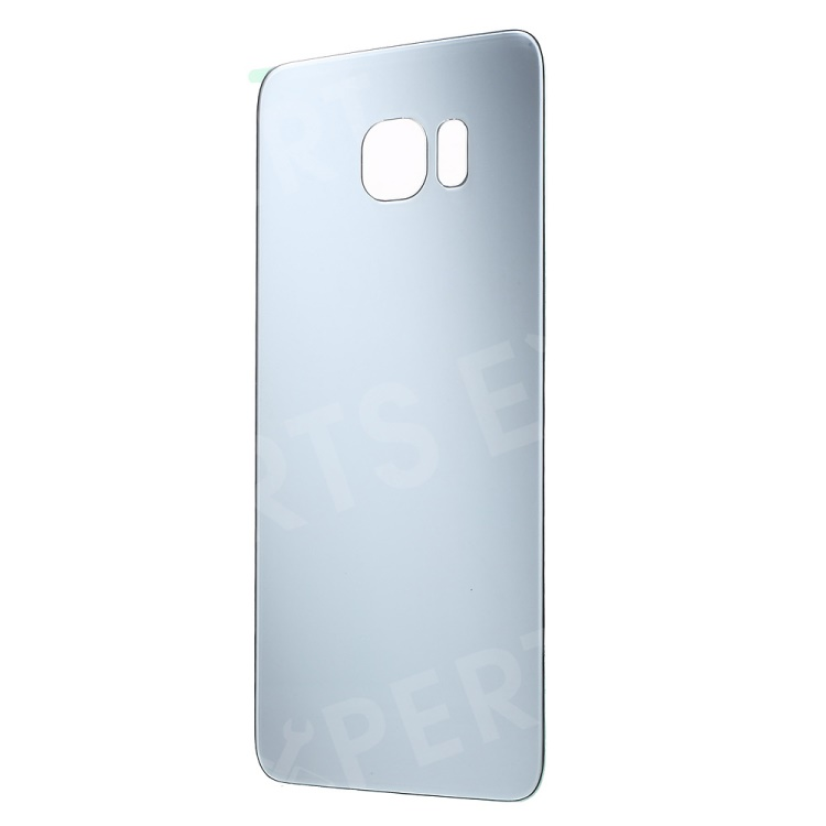 new styles 9fe70 ef01f OEM Battery Door Housing Case with Adhesive Sticker for Samsung Galaxy S6  Edge Plus G928 - Silver Color