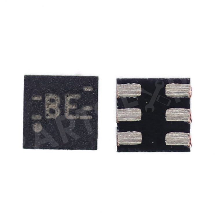 For iPhone X 5 8 inch OEM Controller Accessory Identify Buffer Tube IC Part  6-Pin (U5900)