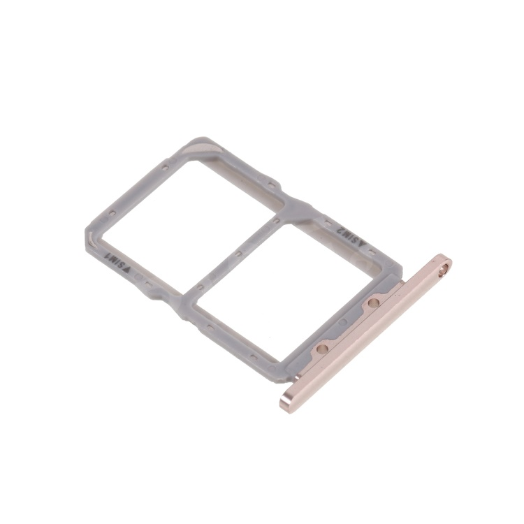 OEM SIM Card Tray Slot Holder Part for Huawei Honor 20 Pro - Gold, Huawei Honor 20 Pro