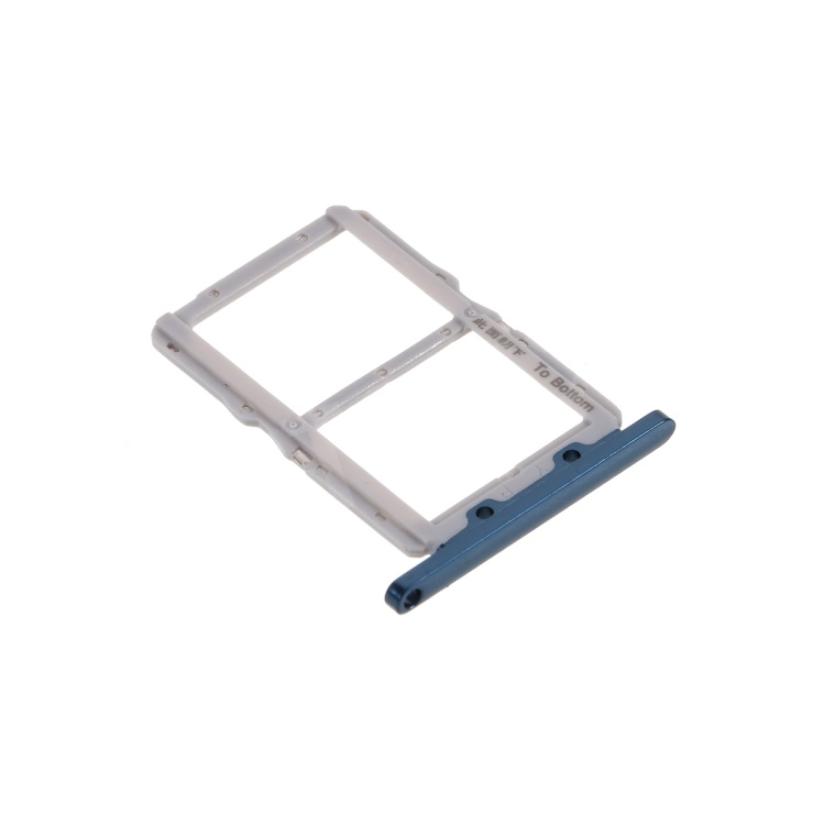 OEM SIM Card Tray Slot Holder Part for Huawei Honor 20 Pro - Blue, Huawei Honor 20 Pro