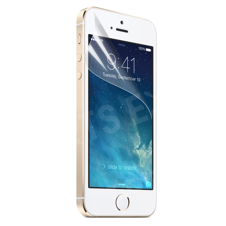 premium selection 5aa3a a4534 For iPhone SE Anti-glare Matte LCD Screen Protector Film