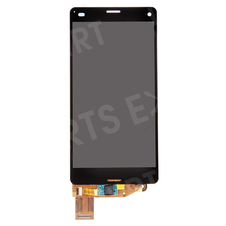 For Sony Xperia Z3 Compact D5803 D5833 M55w LCD Assembly with Touch Screen - Black