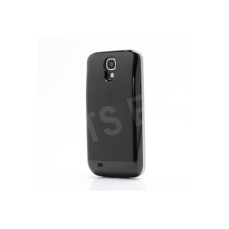 Samsung Galaxy SIV S4 i9500 Extended Battery with Battery Door Cover 5800mAh - Black