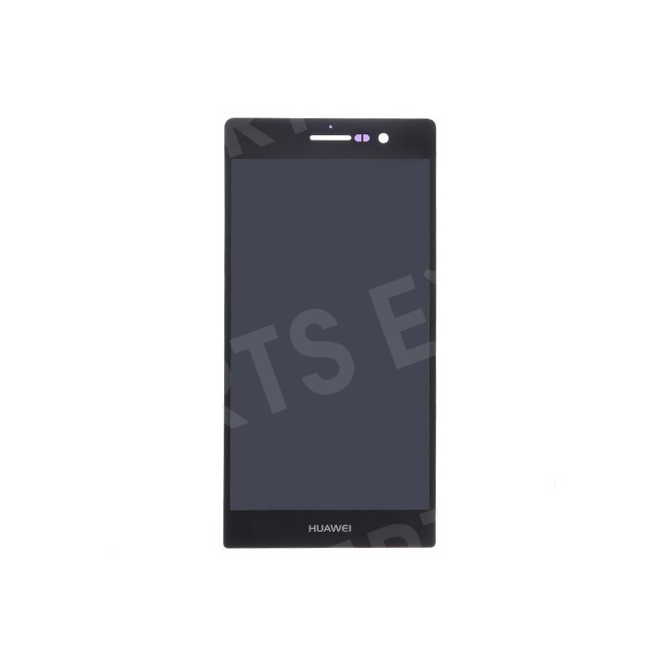 LCD Screen and Digitizer Assembly for Huawei Ascend P7 - Black