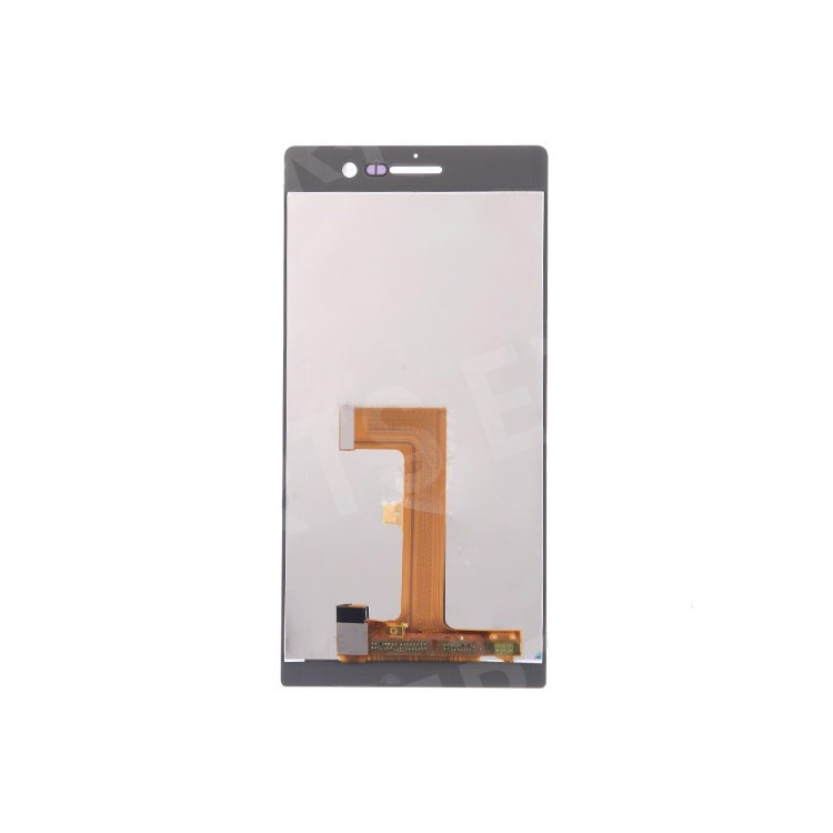 LCD Screen and Digitizer Assembly for Huawei Ascend P7 - White