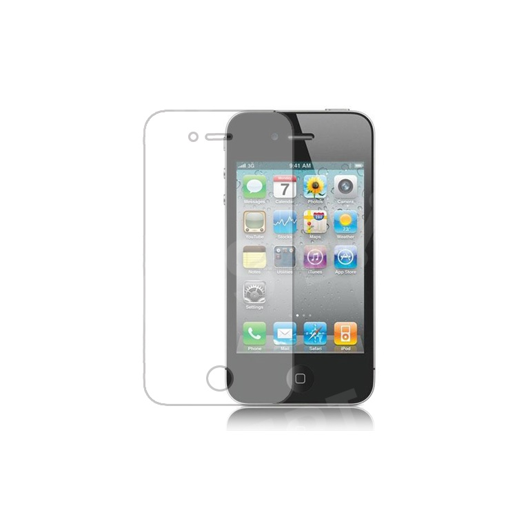 iPhone 4 4S Clear Screen Protector Guard Film 8132bb9f8c