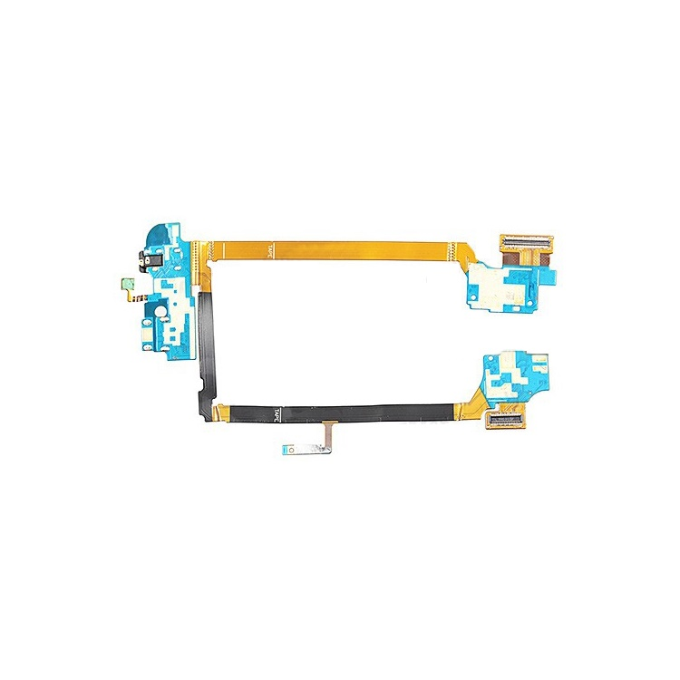OEM for LG G2 D802 Charging Port Flex Cable Ribbon with Earphone Jack