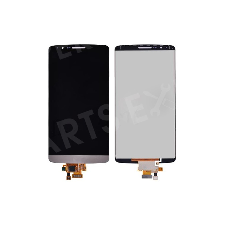 OEM LCD Screen and Digitizer Assembly for LG G3 D850 D855 - Gold