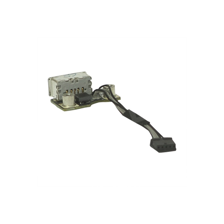 For Apple MacBook Pro 13.3 15.4 17 inch Magsafe DC-IN Power Jack Board Cable 2009 2010 2011 (Disassemble parts)