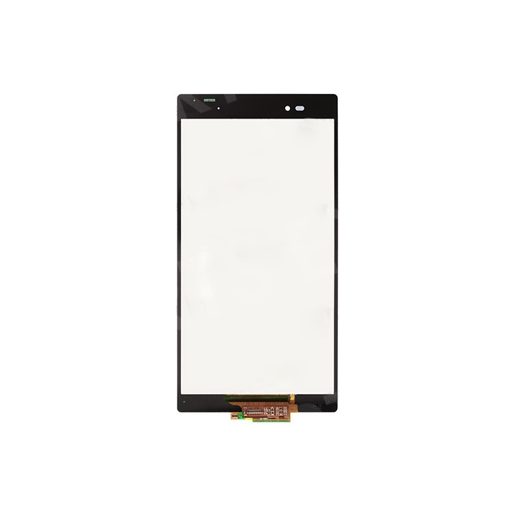 Black OEM LCD Touch Screen Digitizer Assembly for Sony Xperia Z Ultra C6806 C6802 C6833 XL39h